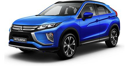 Menu Mitsubishi Eclipse Cross