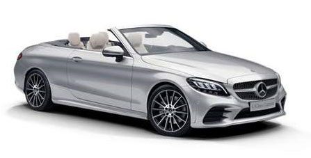 Menu-Mercedes-benz-c-class-cabriolet